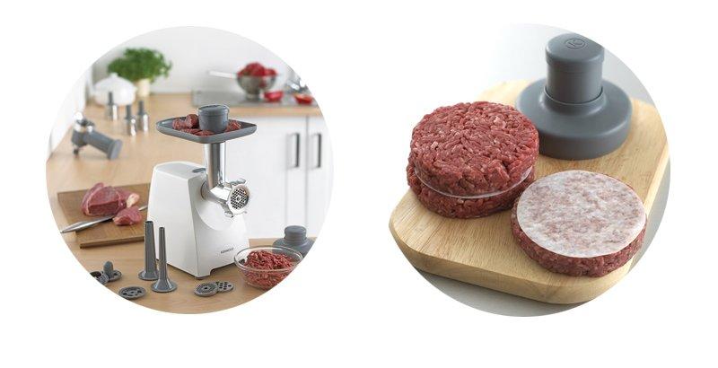Почему стоит купить мясорубку Kenwood? (фото) - фото 1
