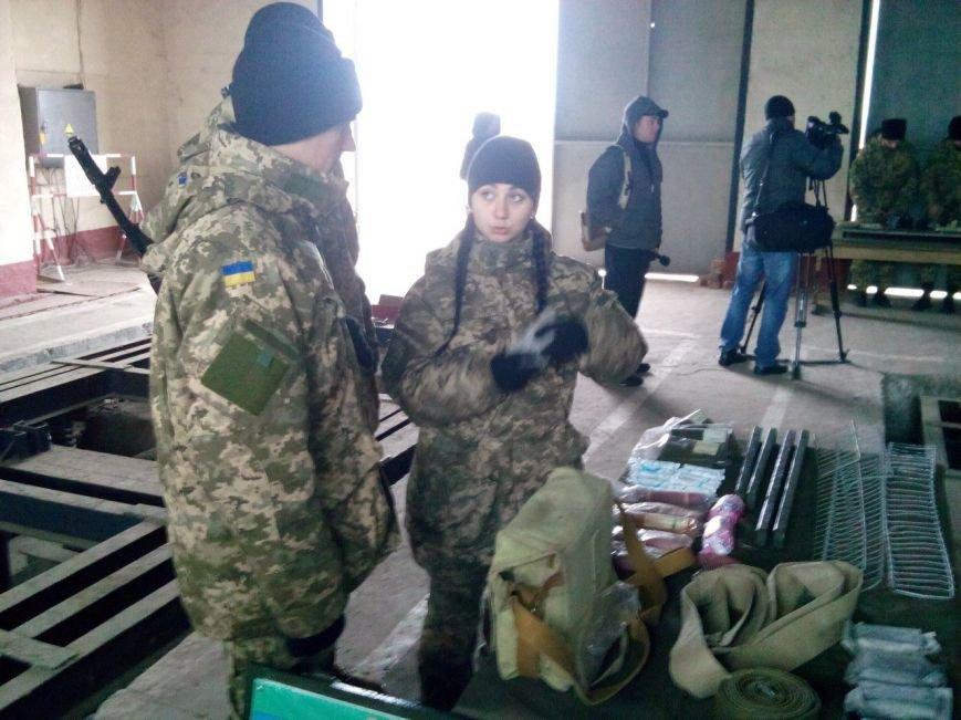 Форма стрельбы и палатки: украинки служат в армии, наравне с мужчинами (ФОТО) (фото) - фото 1