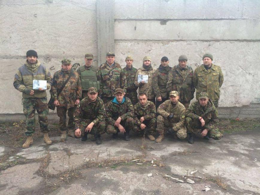 Днепродзержинские бойцы получили награды от СБУ (фото) - фото 2