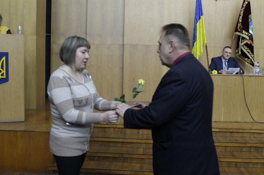 Первая сессия добропольского горсовета: от поддержки до предложений снять кандидатуру (ФОТО, ВИДЕО), фото-5