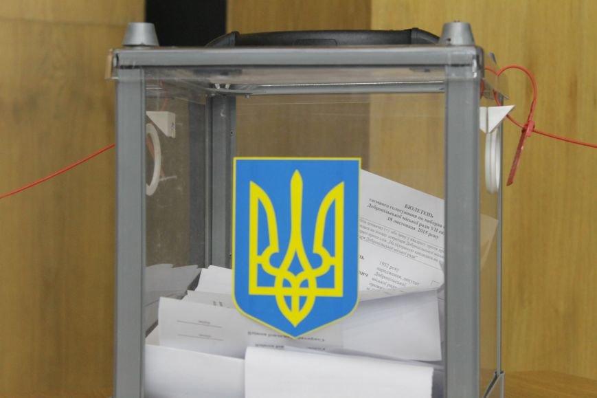 Первая сессия добропольского горсовета: от поддержки до предложений снять кандидатуру (ФОТО, ВИДЕО), фото-12