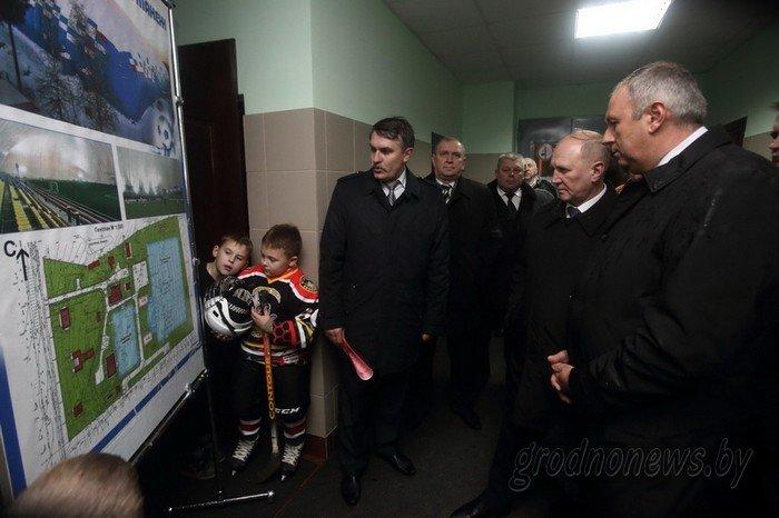 В Гродно началось строительство футбольного манежа (фото) - фото 7
