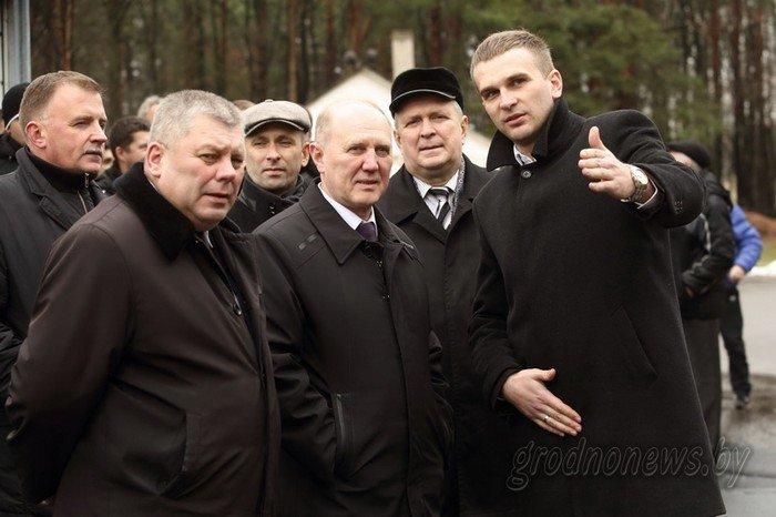 В Гродно началось строительство футбольного манежа (фото) - фото 1