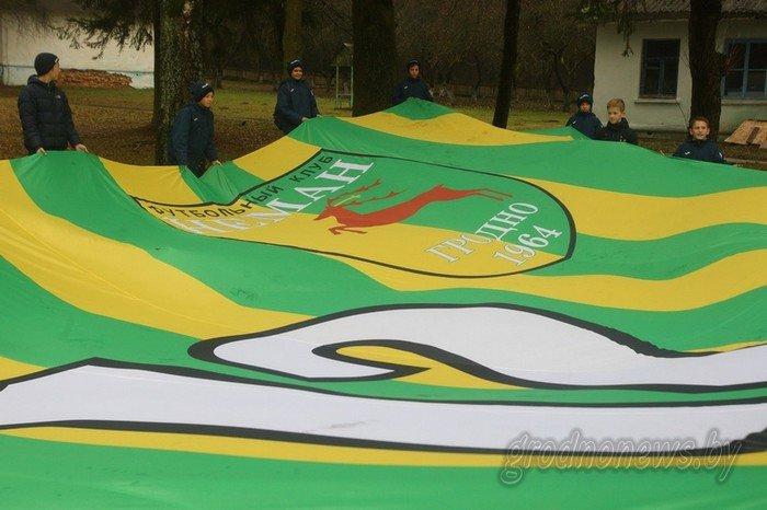 В Гродно началось строительство футбольного манежа (фото) - фото 8