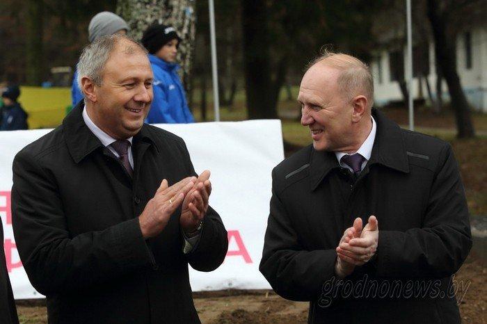 В Гродно началось строительство футбольного манежа (фото) - фото 4