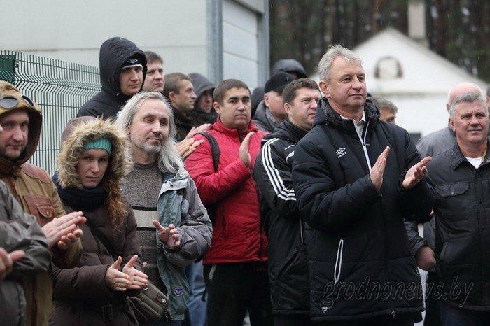 В Гродно началось строительство футбольного манежа (фото) - фото 6