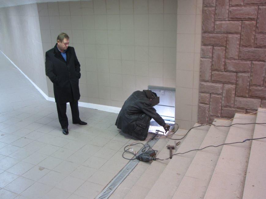 Симферопольцы уже жалуются на новый подземный переход на пр. Победы (ФОТО), фото-2