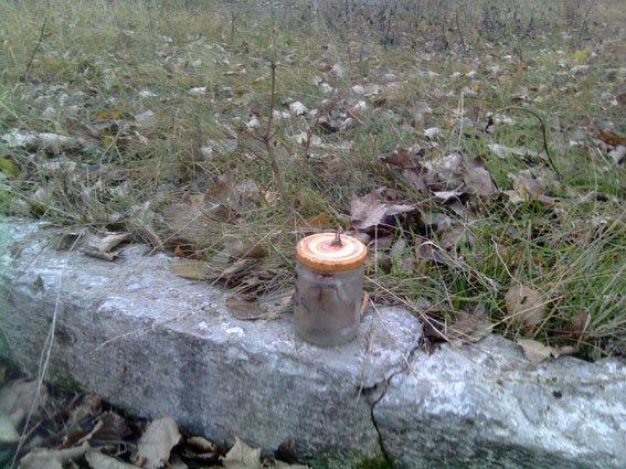Красноармейская полиция оперативно обезопасила граждан от предмета, напоминающего взрывное устройство (фото) - фото 1