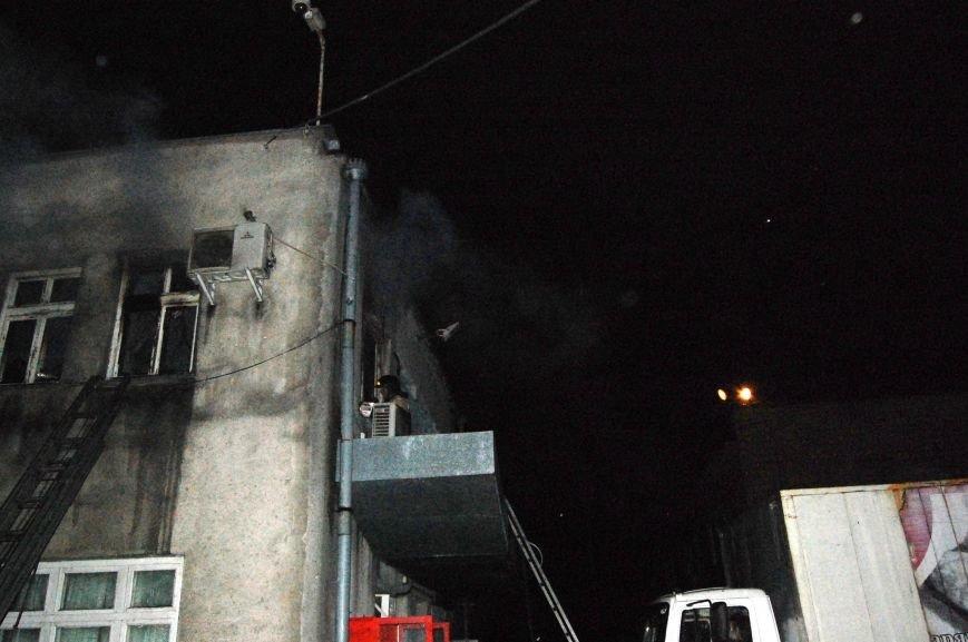 Фото: Как в Одессе тушили хлебозавод (ФОТО) (фото) - фото 1