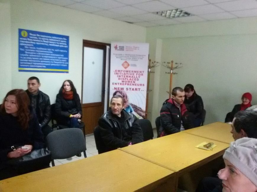 В Доброполье прошел семинар «ВПЛ как движущая сила в развитии региона» (фото) - фото 1