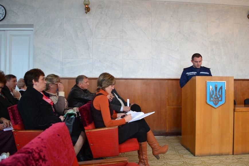 В Добропольской райгосадминистрации состоялось совещание, фото-2