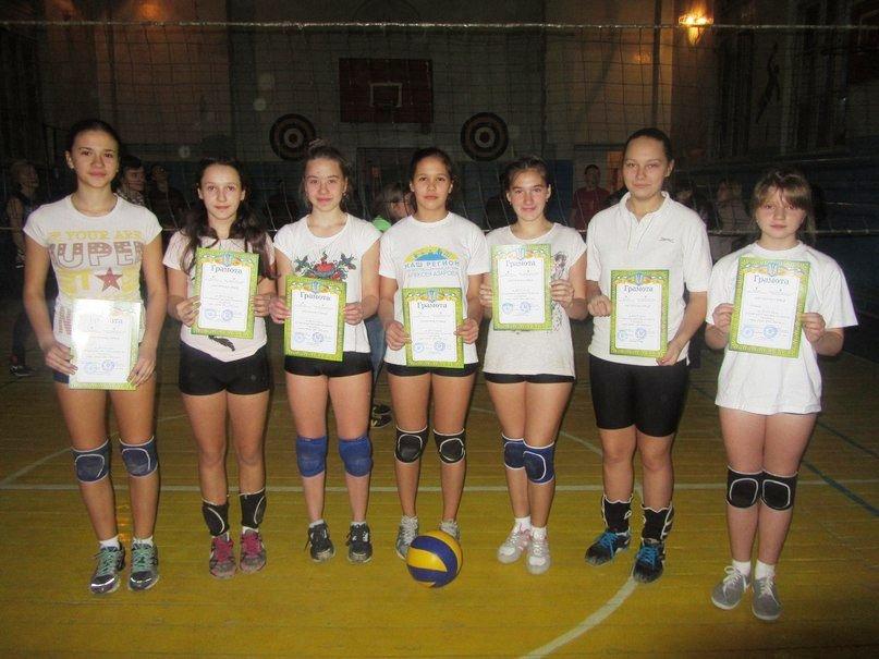 В Красноармейске определили лучших волейболисток (фото) - фото 3