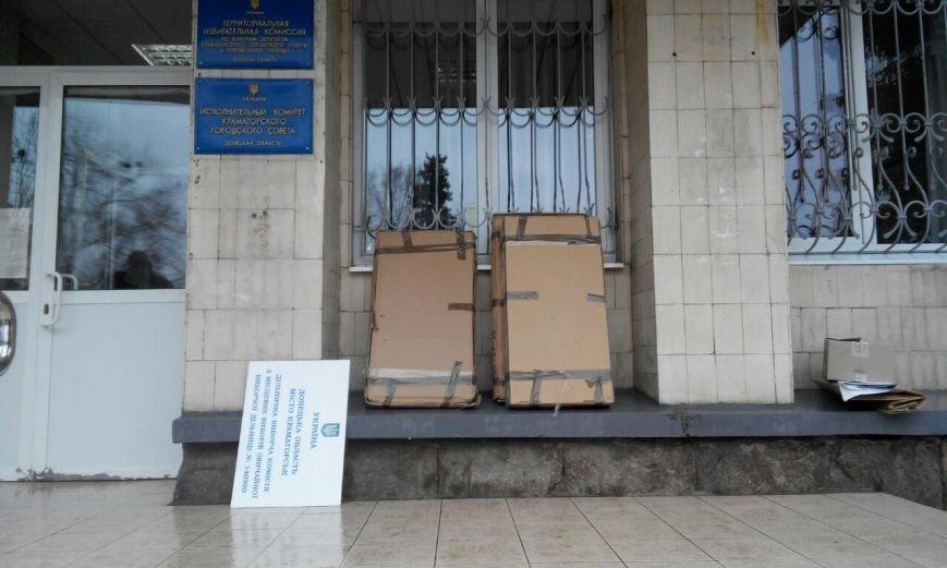 В Краматорске закончились выборы (фото) - фото 2