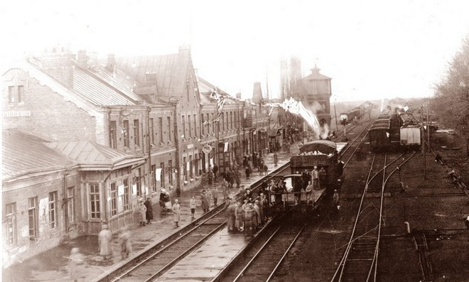 За півтора століття Вінниця змінила 4 залізничних вокзали. Фотофакт, фото-1