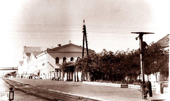 За півтора століття Вінниця змінила 4 залізничних вокзали. Фотофакт, фото-5