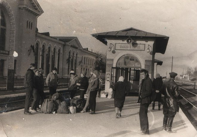 За півтора століття Вінниця змінила 4 залізничних вокзали. Фотофакт, фото-6