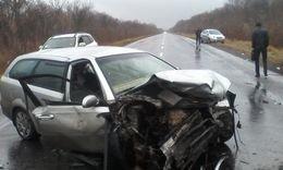 Сегодня в Славянском районе произошла автомобильная авария (фото) - фото 2