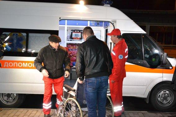 Надія Андрухів, яка постраждала внаслідок теракту у Львові, повернулася додому (ФОТО+ВІДЕО) (фото) - фото 3