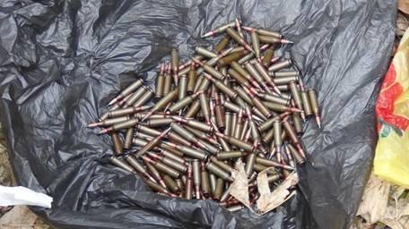 В Донецкой области у гражданина России изъяли полторы тысячи патронов (ФОТО, ВИДЕО) (фото) - фото 1