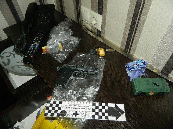 В Киеве полиция изъяла наркотиков на полмиллиона гривен (ФОТО) (фото) - фото 1