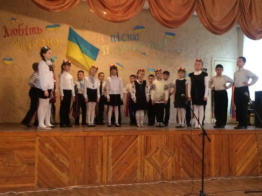 Мариупольские школьники не дождались  бойцов «Азова» (ФОТО, Видео), фото-7