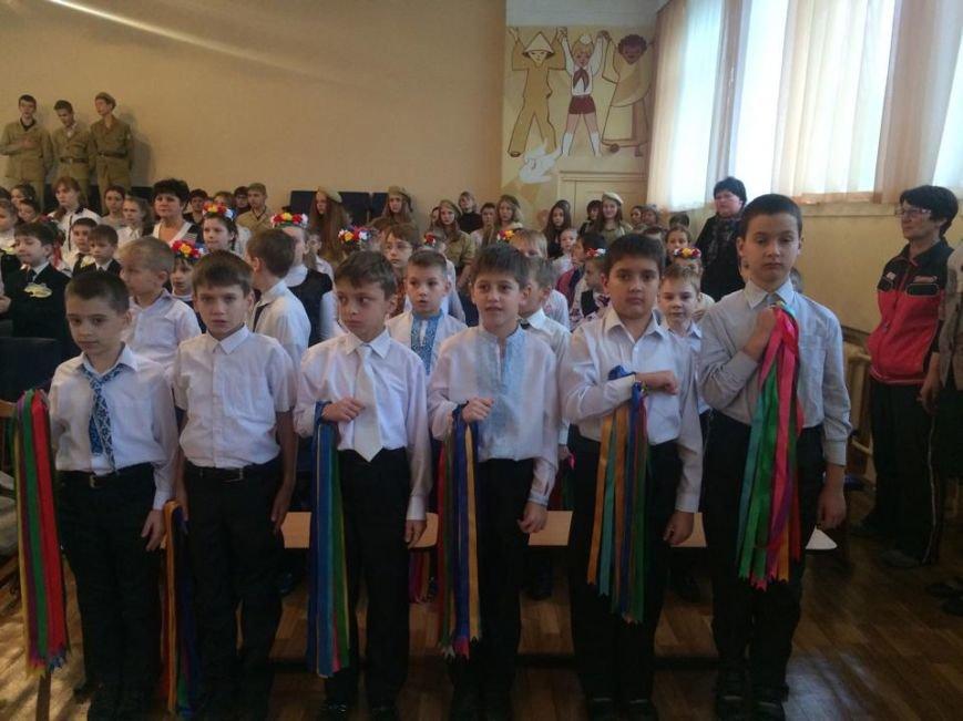 Мариупольские школьники не дождались  бойцов «Азова» (ФОТО, Видео), фото-4