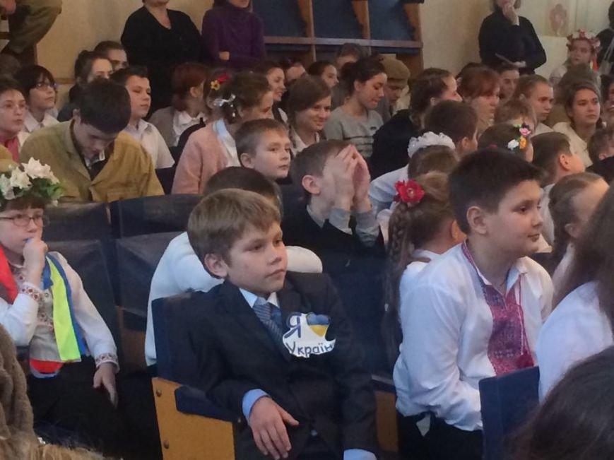 Мариупольские школьники не дождались  бойцов «Азова» (ФОТО, Видео), фото-5