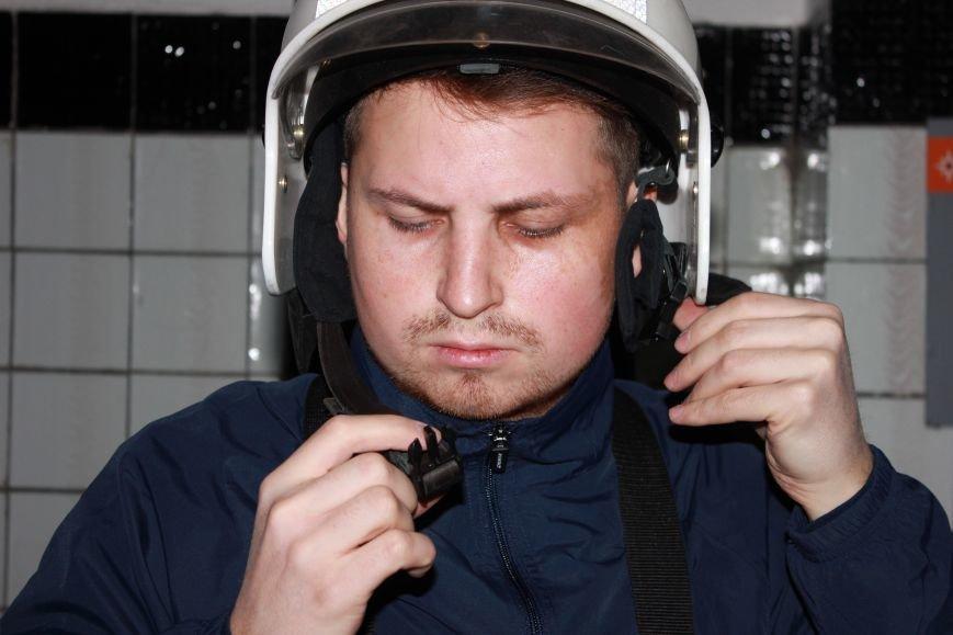 Сыктывкарские журналисты на себе испытали особенности пожарной службы, фото-5