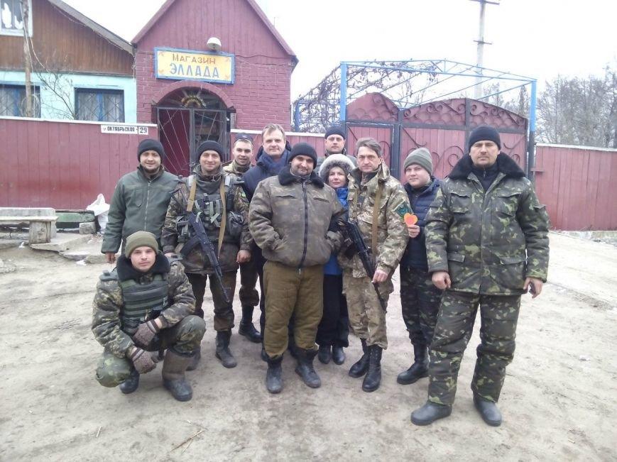 Полтавський боєць АТО - «Шаман», розповів про бойові будні, волонтерство та чому отримав такий позивний, фото-1