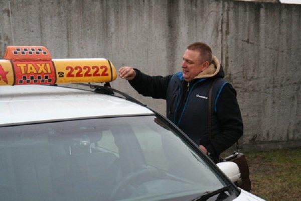 Волковысские таксисты остановят работу в ответ на штрафы Транспортной инспекции (фото) - фото 3