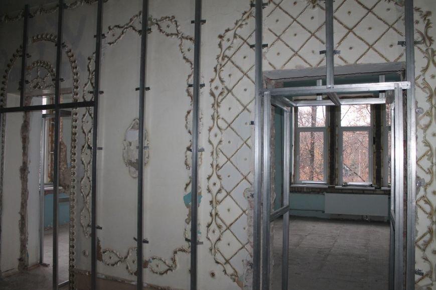 В поликлинике Артемовска-Бахмута продолжают реконструировать здания (ФОТОФАКТ), фото-4