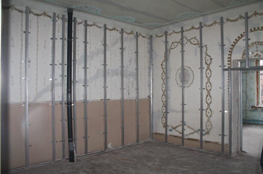В поликлинике Артемовска-Бахмута продолжают реконструировать здания (ФОТОФАКТ), фото-3