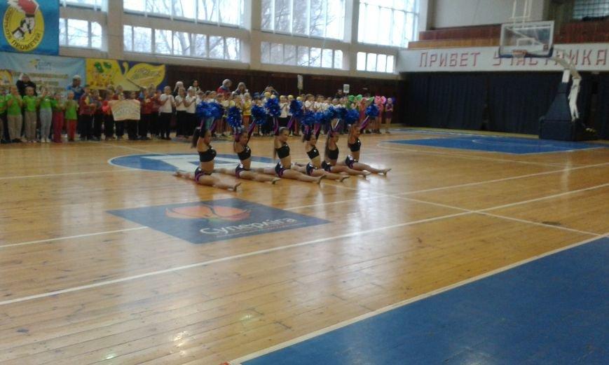 В Днепродзержинске состоялся финал соревнований «Спорт для всех - здоровье нации», фото-3