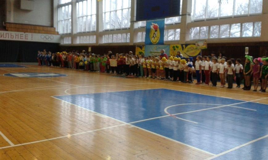 В Днепродзержинске состоялся финал соревнований «Спорт для всех - здоровье нации», фото-1