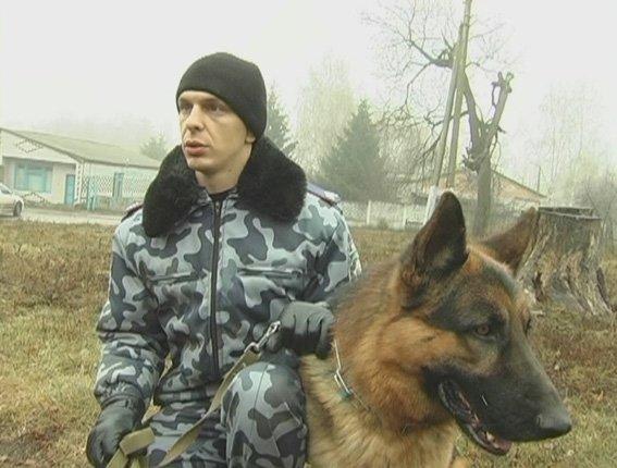 На Сумщине полицейская овчарка спасла парня с ДЦП от смерти (ФОТО) (фото) - фото 1