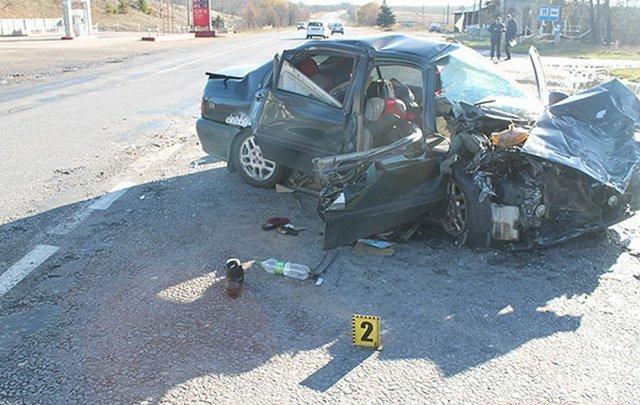 На Вінниччині зіткнулись дві іномарки: водій загинув, троє травмованих, фото-2