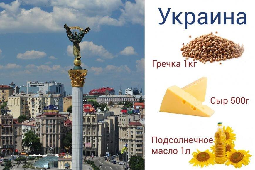 Что можно купить на 100 гривень в мире (фото), фото-1