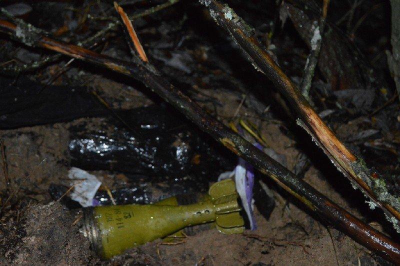На Сумщині знайшли схованку з мінометними мінами, фото-2