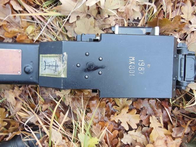 Под Краматорском на месте базирования террористов нашли схрон с оружием (ФОТО и ВИДЕО) (фото) - фото 2
