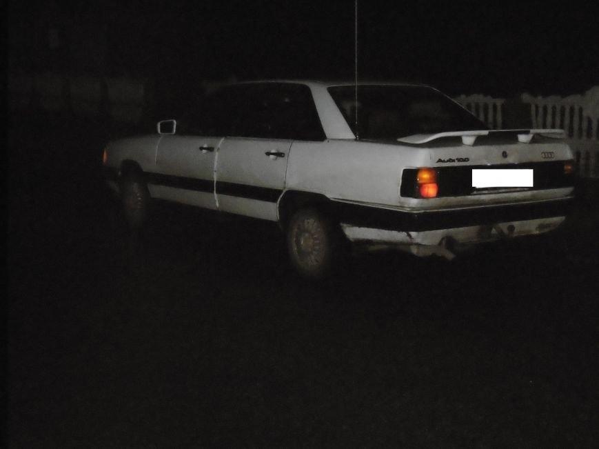 В Берестовицком районе машина сбила эксперта во время работы (фото) - фото 1