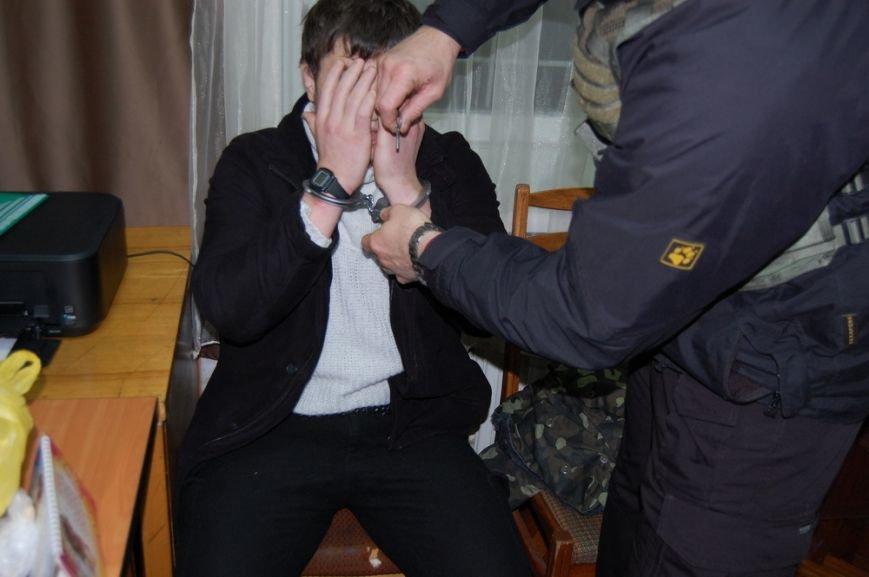 В черниговской области задержан международный террорист (фото) - фото 1