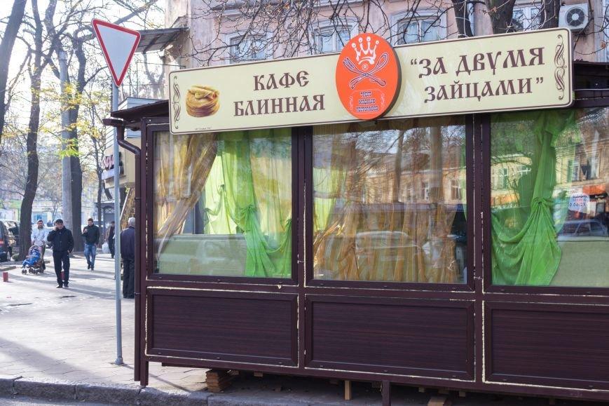 6054fd79109aec98232649c83c4ceacd В центре Одессы гигантский МАФ перекрыл проход горожанам