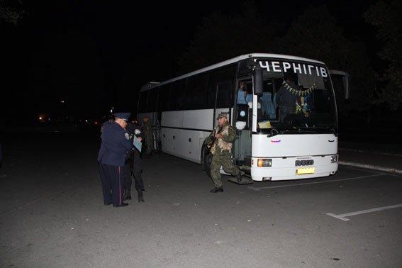 Черниговские спецназовцы вернулись с Донбасса (фото) - фото 1