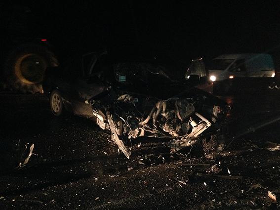 ДТП на дорозі Житомир-Чернівці: троє постраждалих (ФОТО) (фото) - фото 1