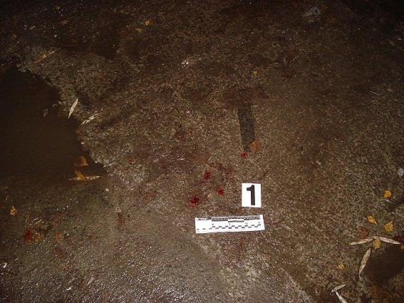 В Киеве пьяный мужчина ранил ножом соперника (ФОТО) (фото) - фото 1