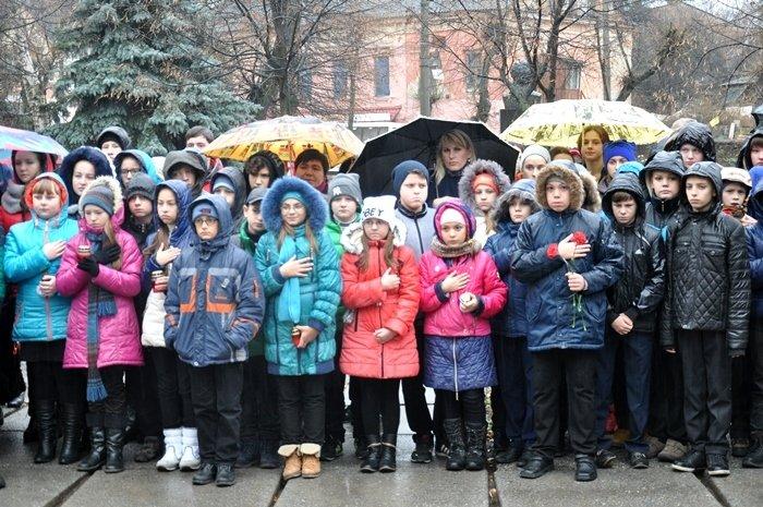 У Житомирі відкрили меморіал Олександру Скульському (фото) - фото 1