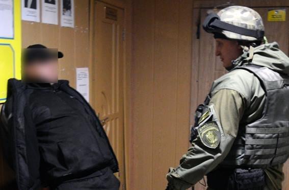 В Красноармейске оперативно задержан ночной грабитель (фото) - фото 1