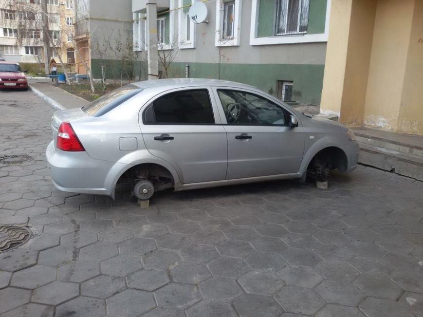b46fd80899eab432b6636a2ee8dd866b Эпидемия: под Одессой снова разули машину