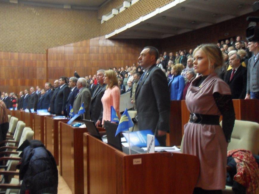 Перша сесія обласної ради нового скликання: сутички, «договорняки» і обрання голови (фото) - фото 3