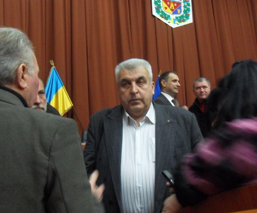 Перша сесія обласної ради нового скликання: сутички, «договорняки» і обрання голови (фото) - фото 5